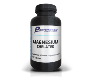 Magnesium Chelated - Performance 100 tabletes