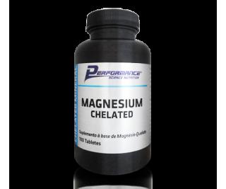 Magnesium Chelated - Performance 100 tabletes