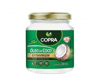 Óleo de Coco Extravirgem - Copra 200ml