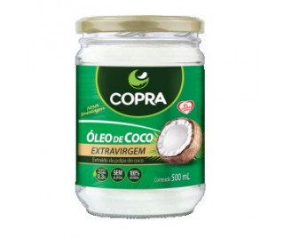 Óleo de Coco Extravirgem - Copra 500ml