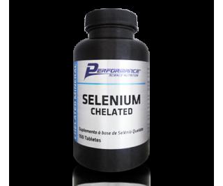 Selenium Chelated - Performance 100 tablets