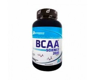BCAA Science 2000mg - Performance 100 tabletes