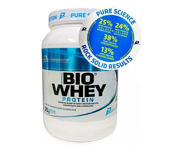 Bio Whey Protein - Performance 909g