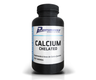 Calcium Chelated - Performance - 100 tablete