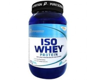 Iso Whey Protein - Performance Nutrition 909g