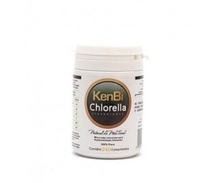 Chlorella 200mg - KenBi 240 comprimidos
