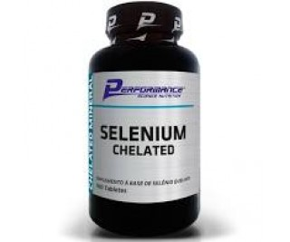 Selenium Chelated - Performance 100 tablets