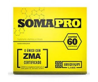 SomaPro - Iridium Labs 60 comprimidos