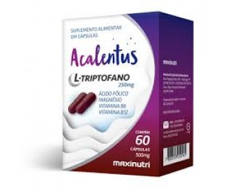 Acalentus L-Triptofano 250 mg