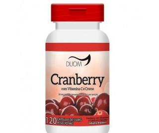 Cranberry - Duom 120 cápsulas