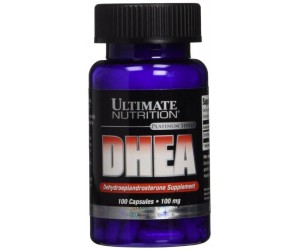 Dhea Ultimate Nutrition 100mg - 100 cápsulas