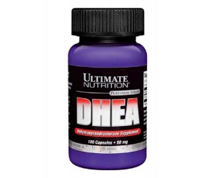 Dhea Ultimate Nutrition 50 mg - 100 cápsulas