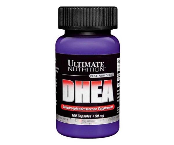 Dhea Ultimate Nutrition 50 mg - 100 cápsulas
