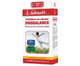 DuoBalance Probióticos - Naturalis 30 cápsulas
