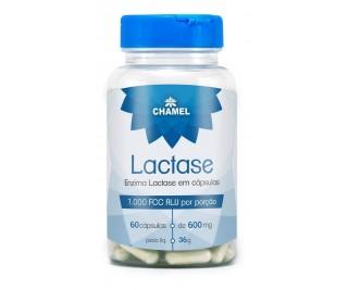 Lactase - Chamel 60 cápsulas