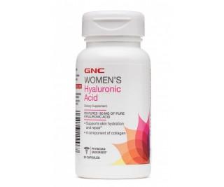 Ácido Hialurônico (Hyaluronic Acid) 150mg - GNC 30 cápsulas