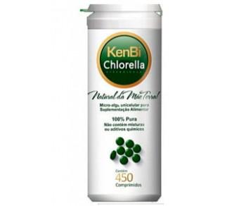 Chlorella - KenBi 450 comprimidos