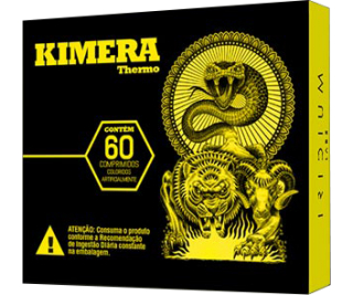 Kimera Thermo - Iridium Labs 60 comprimidos