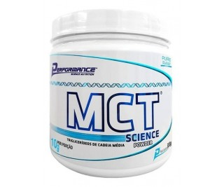 MCT Science Powder - Performance 300g
