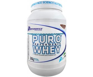 Puro Whey Performance - Whey Protein Concentrado Chocolate
