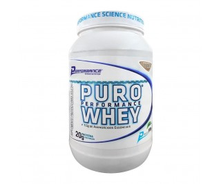 Puro Whey Protein - Performance Nutrition 909g