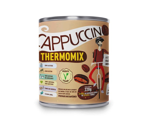 Cappuccino Thermomix 220g