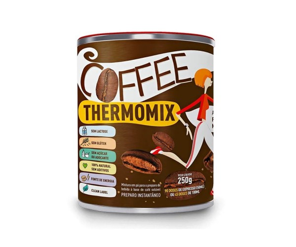 Coffee Thermomix 250g