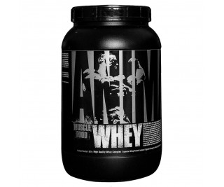 Animal Whey Protein - Universal Nutrition 907g